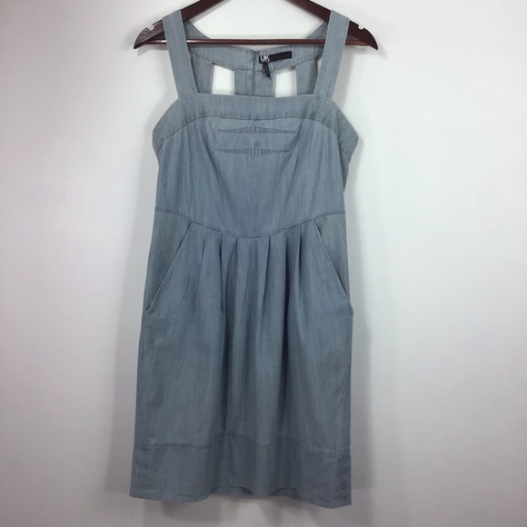 French Connection Dresses & Skirts - French Connection Chambray Dress